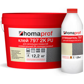 HomaProf 797 2K-PU